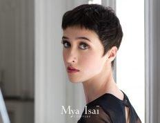 © MYA ISAÏ - Workshow Printemps Eté 2019 - Coupe coiffage femme cheveux très courts