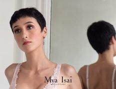 © MYA ISAÏ - Workshow Printemps Eté 2019 - Coupe coiffage femme cheveux très courts et nuque