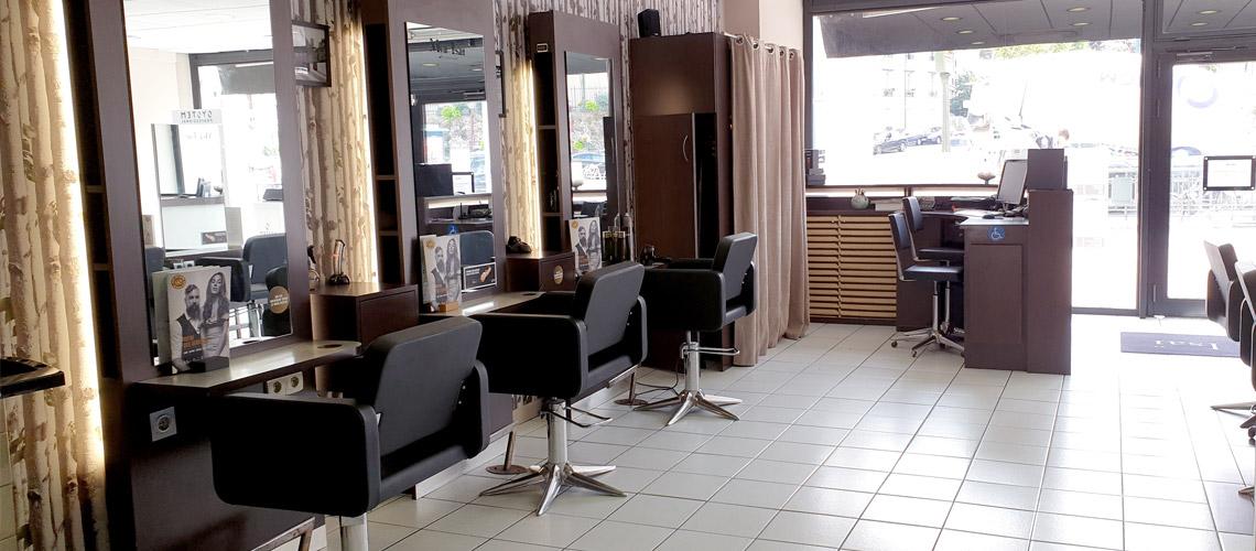 Salon de coiffure Pantin 93500 acceuil et coiffage - Homme Femme Enfants - Coiffage Technique Coloration Balayage Mèches Permanentes Lissage Défrisage